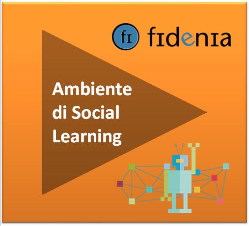 Pulsante Social Learning Fidenia