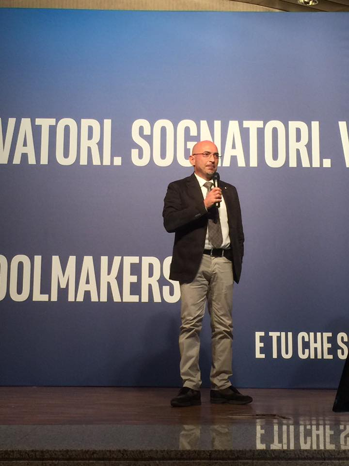 Talk del Direttore Generale Francesco Feliziani (foto di ARV)