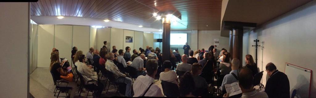 Il workshop di Gianfranco Marini (foto di ARV)