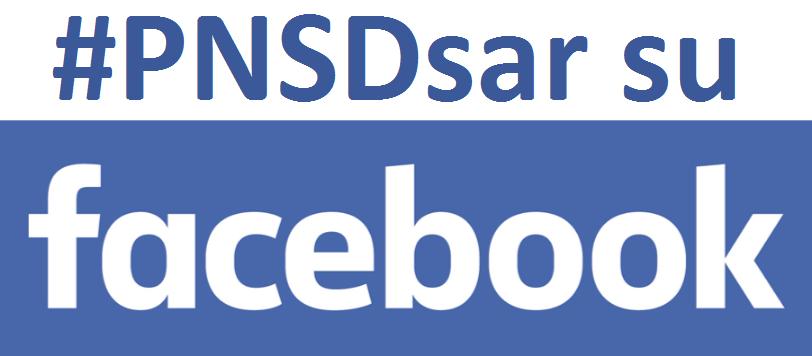 Pulsante Facebook #PNSDsar